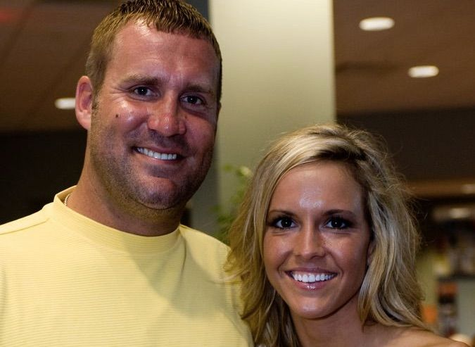 when did ben roethlisberger and ashley harlan start dating