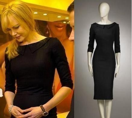 Really like the simple, classic black dress.