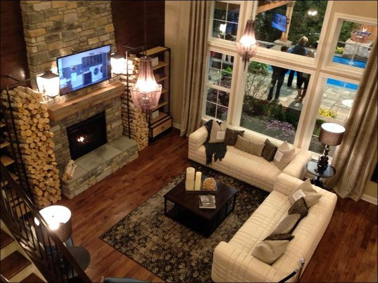 Inside The Centerpiece Home, Built By Fischer Homes, At The Annual Indianapolis  Home Show