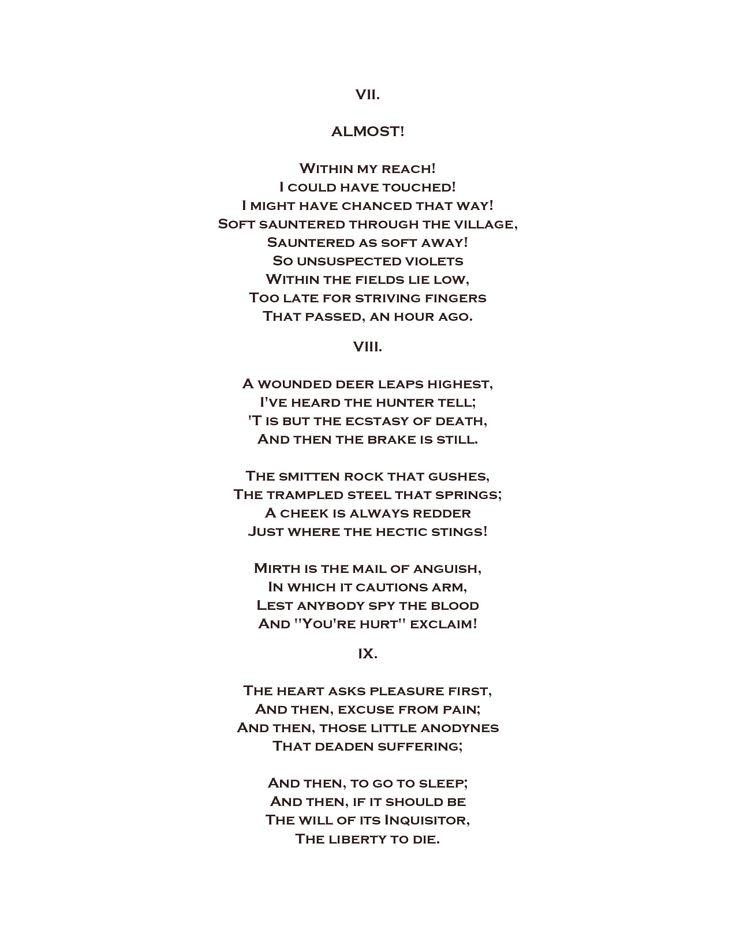 Mejores 25 poemas por Emily Dickinson Ideas en Pinterest-3621