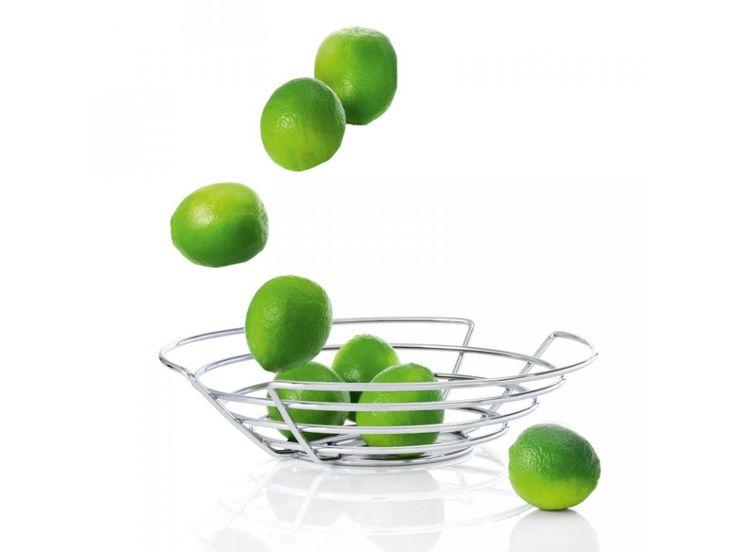 Kôš na ovocie Wiresje ideálny na prezentáciu a servírovanie ovocia. V…