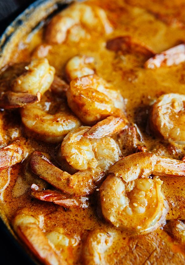 Indian Butter Shrimp | Some the Wiser