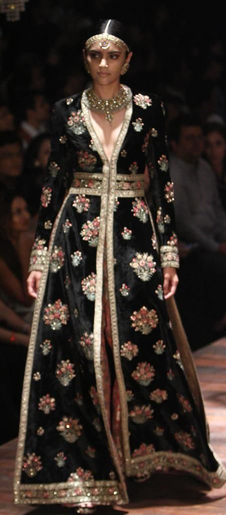 Sabyasachi at Lakmé Fashion Week winter/festive 2016 More