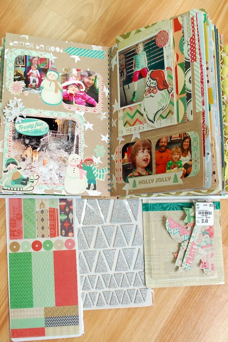 My most #treasuredgift is obviously my children.  I love documenting our lives together via scrapbooking.  #tuesdaymorning has so many cute stickers, papers, stamps and trims perfect for my #decemberdaily book.