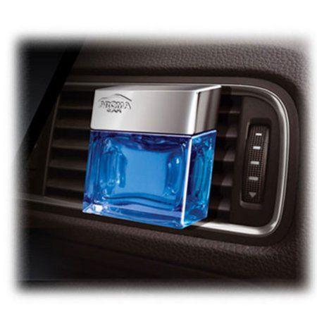 Majic Elegance Car Perfume Gel Auto and Home AC Vent Clip Air Freshener, Wind
