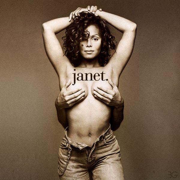 Janet hand boobs