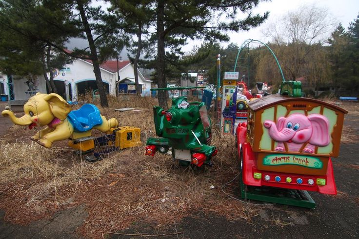 Gimhae-si South Korea  city photos : ... Abandoned amusement parks, Amusement parks and Six flags new orleans