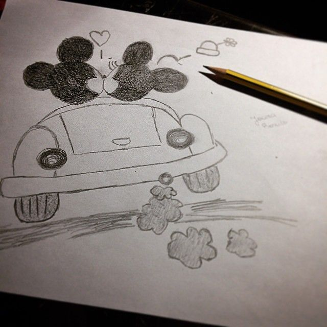 """""""I'm thinking out loud Maybe we found love right where we are"""" ✏️ #music#thinkingoutloud#edsheeran#draw#nanadrawcollection#drawing#collection#car#disney#mickey#minnie#mouse#couple#love#disneydraw#cute#sweet#inspiration#mickeyandminnie#mice#byme#black#white#blackandwhite#mickeyandminniedraw#goodnight"""