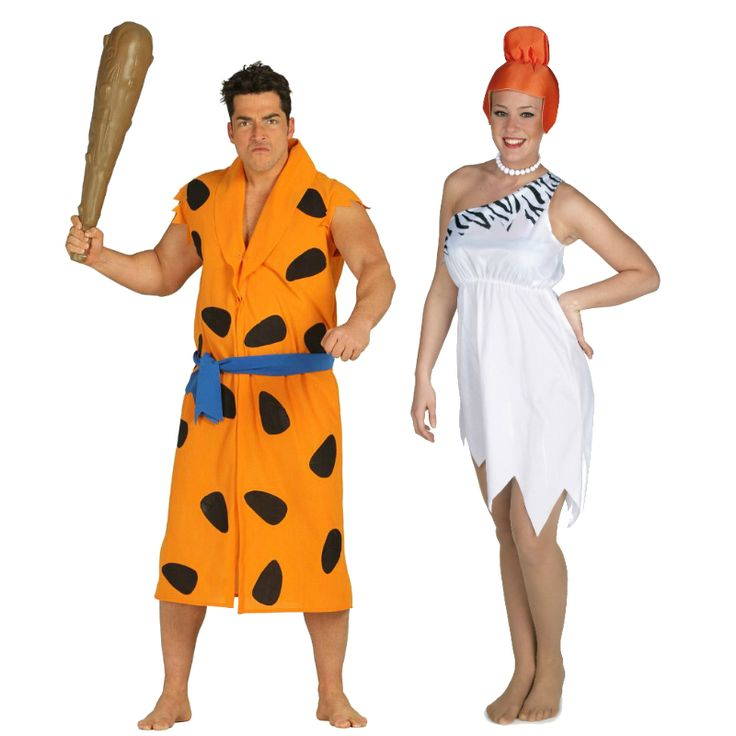 Only best 25 ideas about disfraces de parejas on - Disfraz picapiedra casero ...
