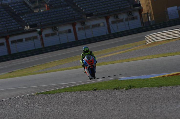Michael Coletti Test Valencia 2015