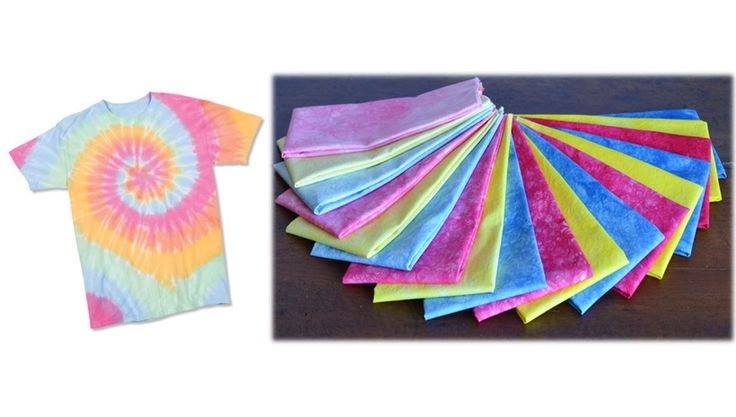 Reactive dyes India suppliers will demonstrate to recycle old clothes with an ease. You can take any old men's ribbed tank top and make a colorful tank for yourself.