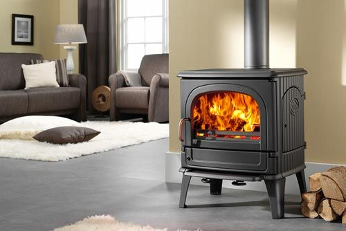 Dru 64 woodburning stove