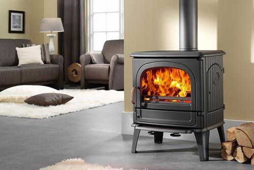 Dru 64 woodburning stove