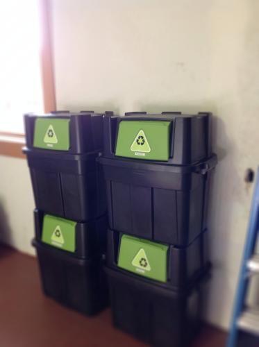 recycle bin ideas garage - 25 best ideas about Rubbermaid garage storage on