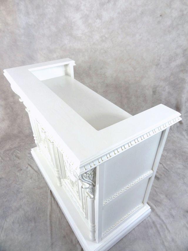 レジカウンターテーブル 5054-1.2MC-18 メイングループ アンティークそっくり市場