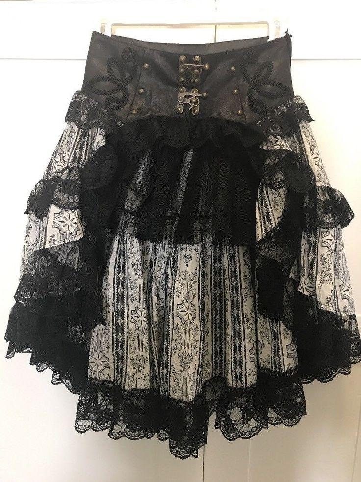 LIP SERVICE Winchester Emporium bustle skirt #14-149