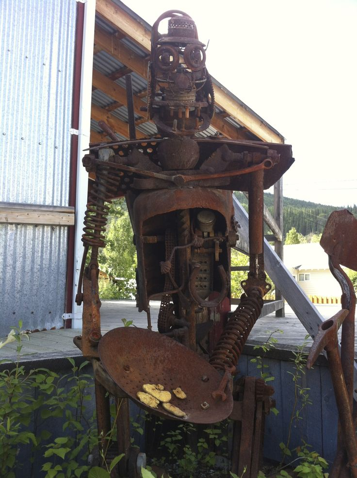 Best images about junk metal art furniture on