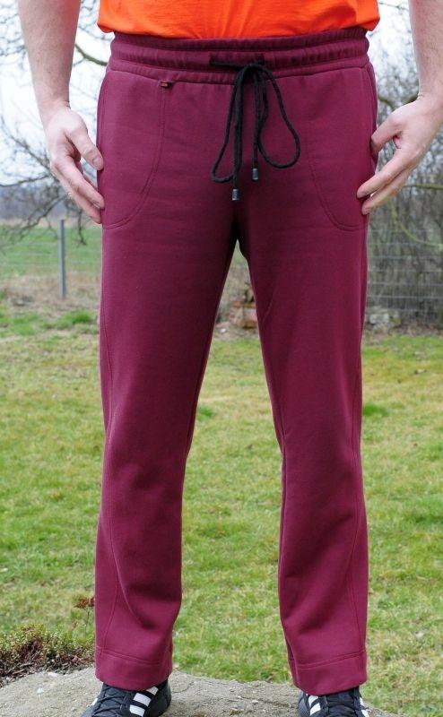 Men's sweatpants, free pattern to print
