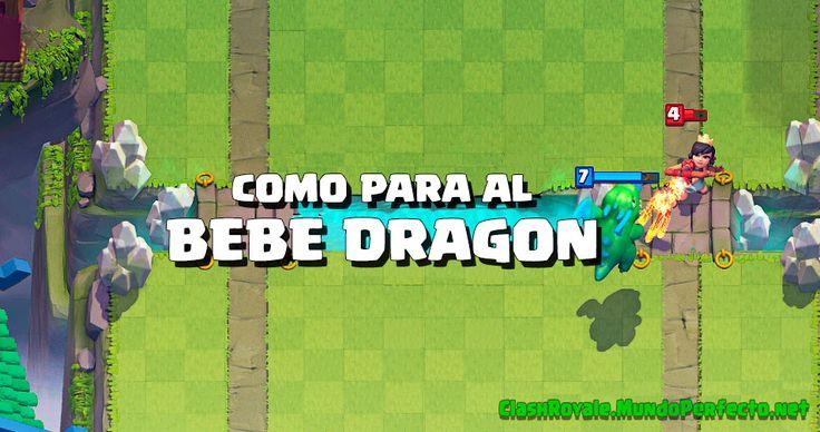 Como parar al Bebe Dragon