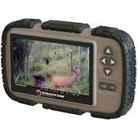 StealthCam STC-CRV43 Trail Camera Image Viewer with LCD Screen