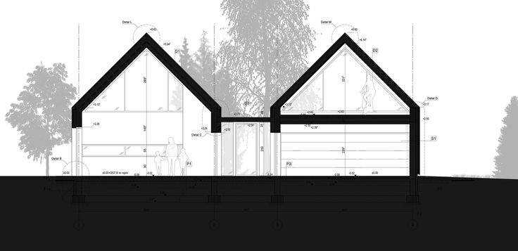 Gallery of Two Barns House / RS  - 28