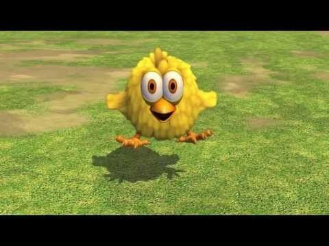 El Pollito Amarillito - Canciones de la Granja de Zenón 2 - YouTube
