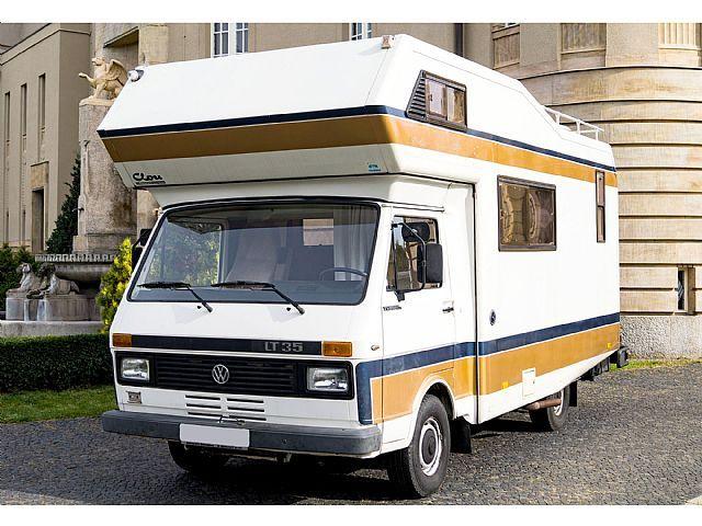 Niesmann+Bischoff, Clou, Motorhomes/Caravanes, Capucines à 03044 Cottbus, occasion achetez sur AutoScout24 Trucks