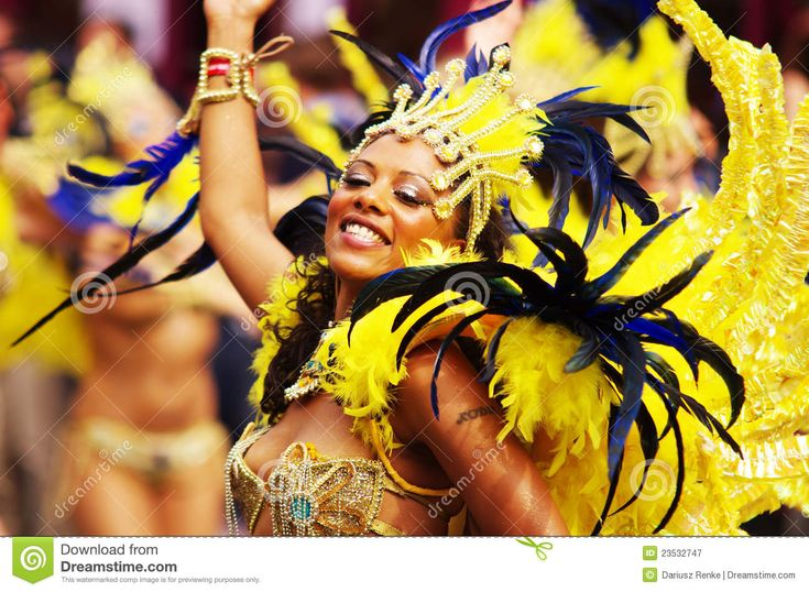 A Street Dancer At London Notting Hill Carnival Editorial Photography - Image of festival, holiday: 23532747