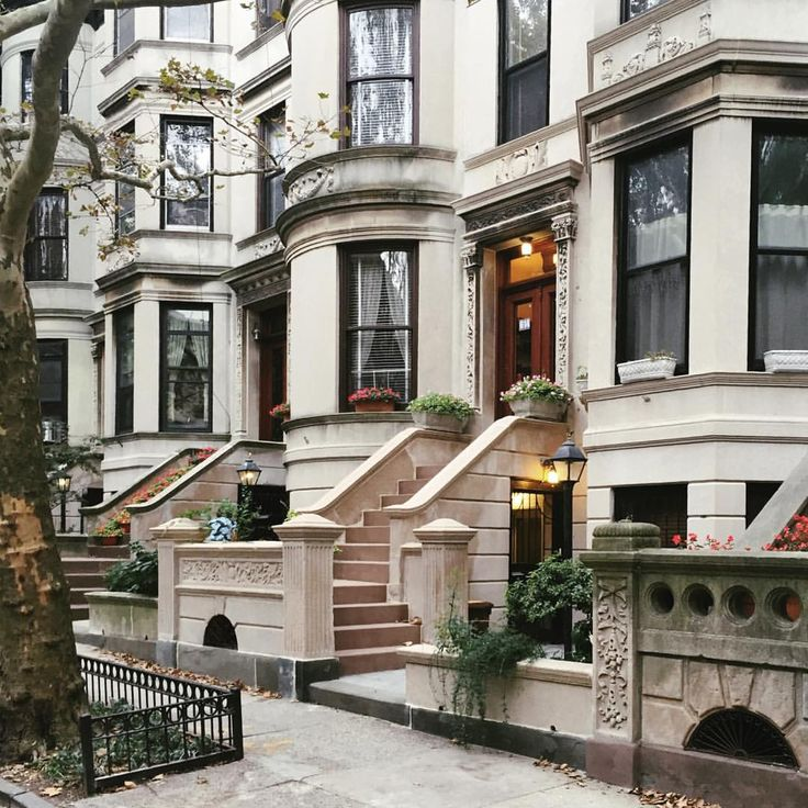 Park Slope Historic District in New York / photo by Lindsay Crowder