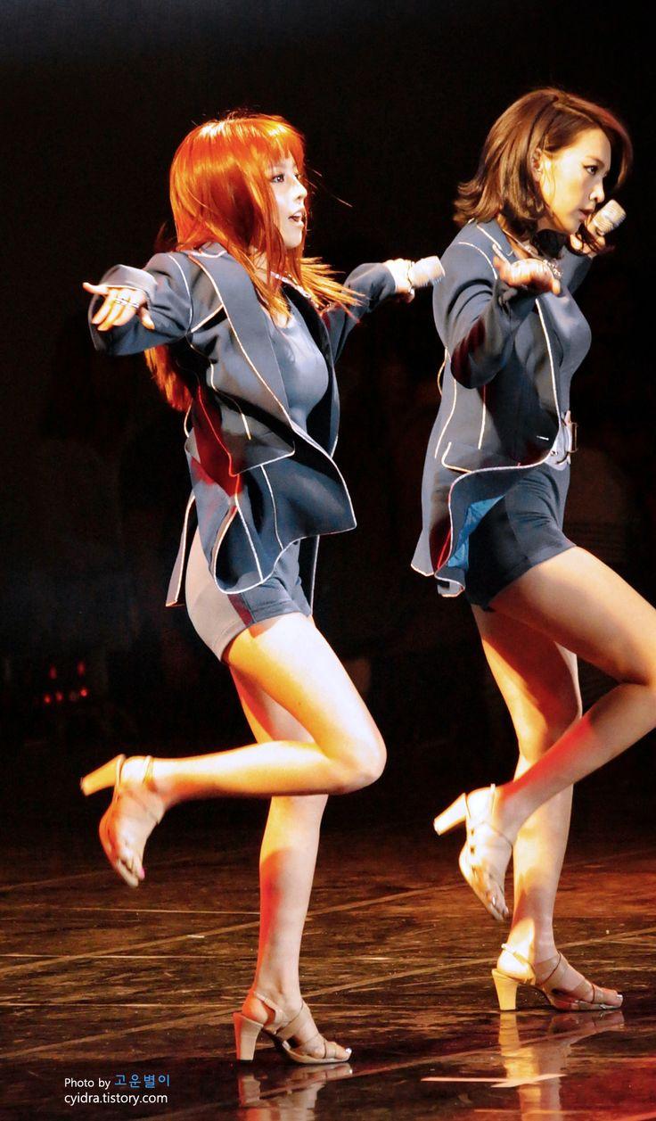 고운별이 블로그 - 아이돌, 연예인, 직찍, 직캠, 라이브 :: [직찍] 카라 (KARA) - (12.09.09 용기백배 콘서트)