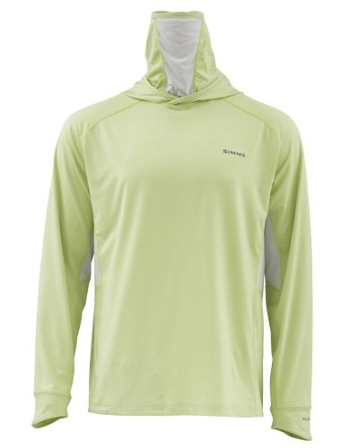 4e12d7b7 The best UV protection on the market, Simms Solarflex Armor Shirt offers a  built-in neck gaiter and sun hood for full coverage. Fishwest Fly Shop ...