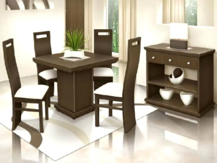 Comedores modernos habitaciones comedor pinterest - Ver comedores modernos ...
