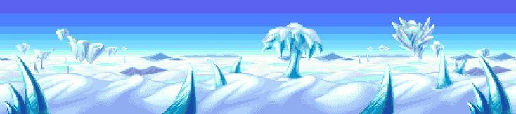 Snowscape by Cyangmou on DeviantArt