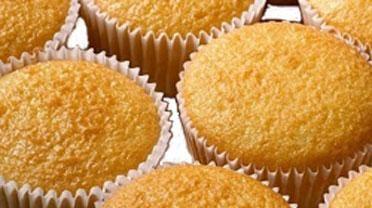 Cupcakes met stevia