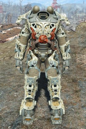 The power armor frame is the basis for all power armor in Fallout 4. Any combination of power...