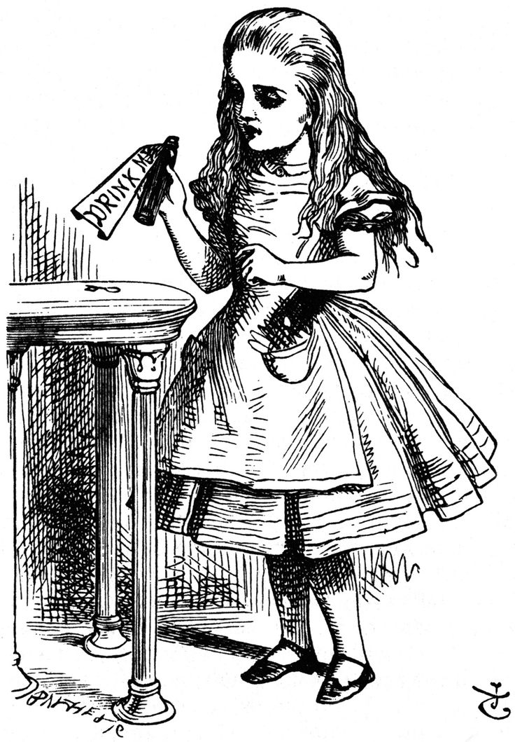 """Alice (Lewis Carroll's """"Alice's Adventures in Wonderland"""" and """"Through the Looking-Glass, and What Alice Found There"""")"""