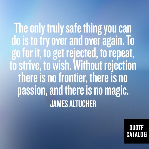 James Altucher on Quote Catalog