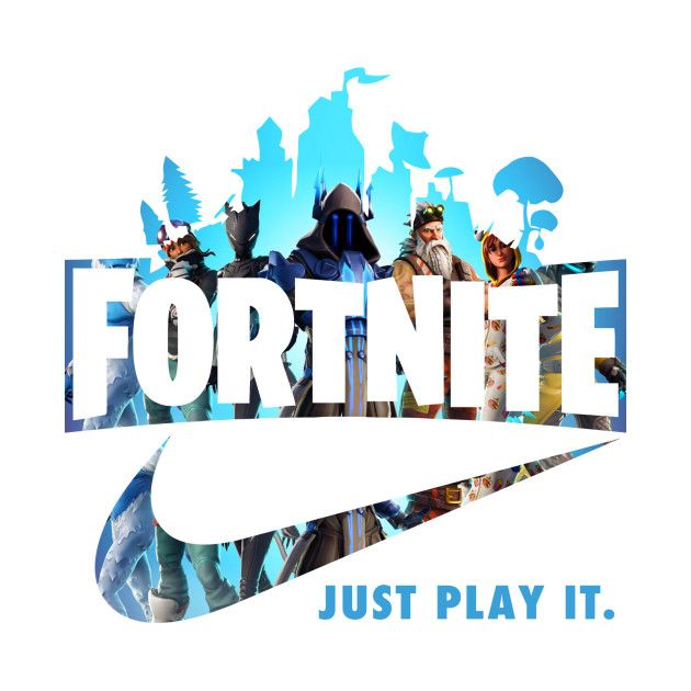 Check Out This Awesome 'Fortnite+Season+7+Nike+Parody