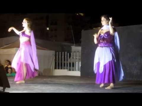 KHALED HANA HANA SEXY Arabian Dance Live In SPAIN 2016 Mp4