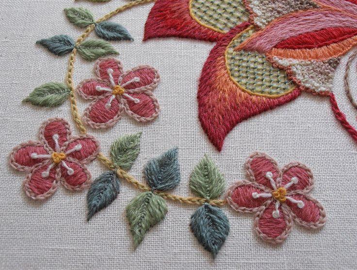 Mọi kích thước | Crewel Embroidery | Flickr – Chia sẻ ảnh!