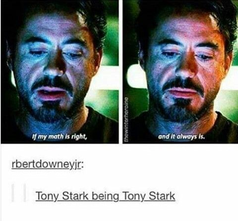 Top 16 Tony Stark Quotes – Ours Quotes