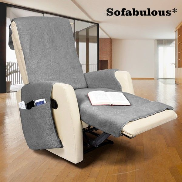 #Sesselbezug mit #Taschen #Erholung #Sessel #Schutz #Bezug #Wohnzimmer