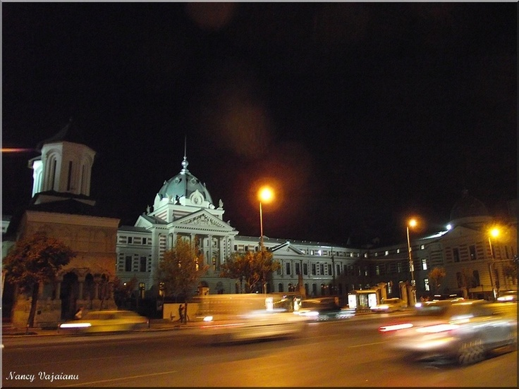 Bucharest by nigth