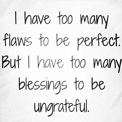 So True Blessed Life Quotes