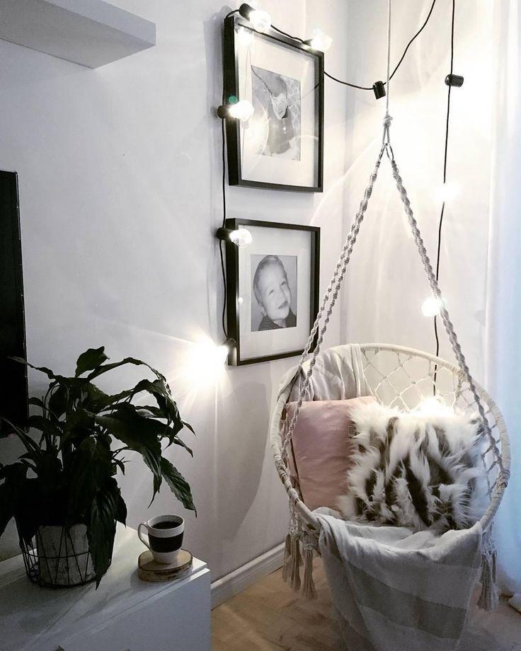 LED Lichterkette Optika in 2018 bedroom inspiration Pinterest