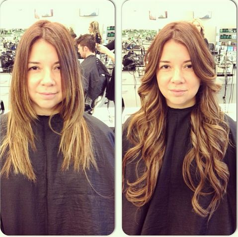 "20"" hair extensions. Go from #average to #gorgeous in an ..."