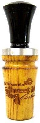 Tim Grounds LIL WOODS SWEET MEET™, Goose Calls and Duck Calls by Tim Grounds and Hunter Grounds Waterfowl Game Calls World Goose Calling Champions