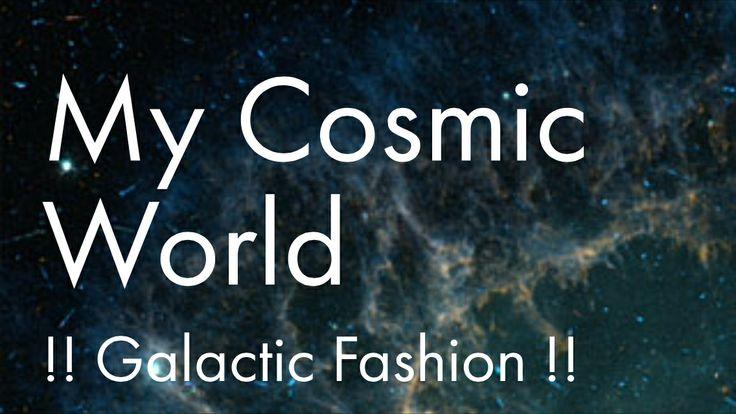 Follow me on www.mycosmicworld.com
