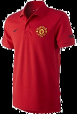 Manchester United polo  The greatest team in ALL the land!