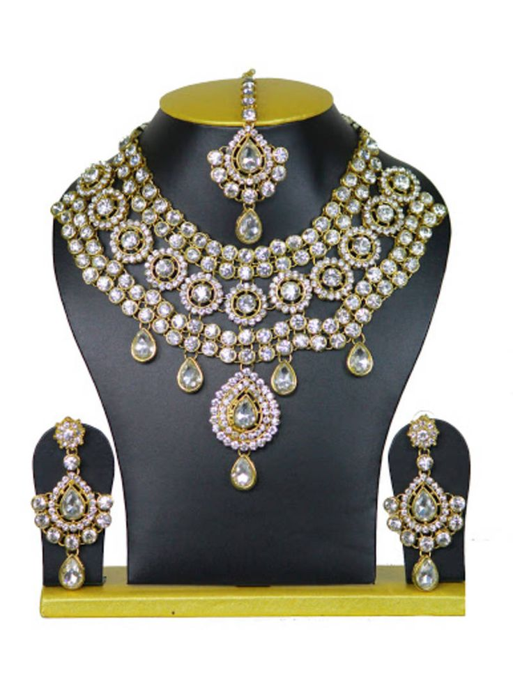 Bridal Set Jewellery at Mirraw.com